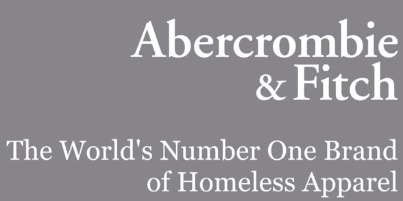 Abercrombie & Fitch is a terrible company (1/3)