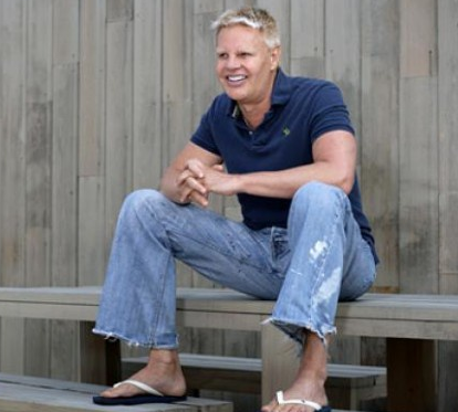 Mike Jeffries, CEO di Abercrombie & Fitch