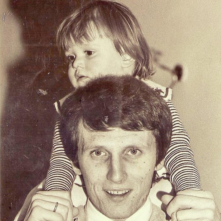 Silvia e Papà